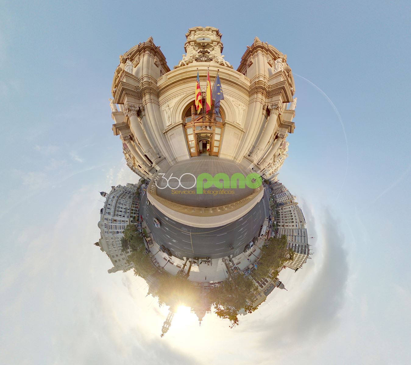 little-planet-ayuntamiento-valencia